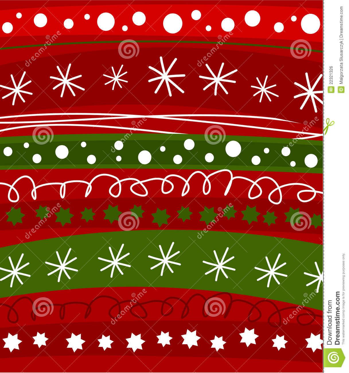 Editable christmas pattern free vector vector | free vector.