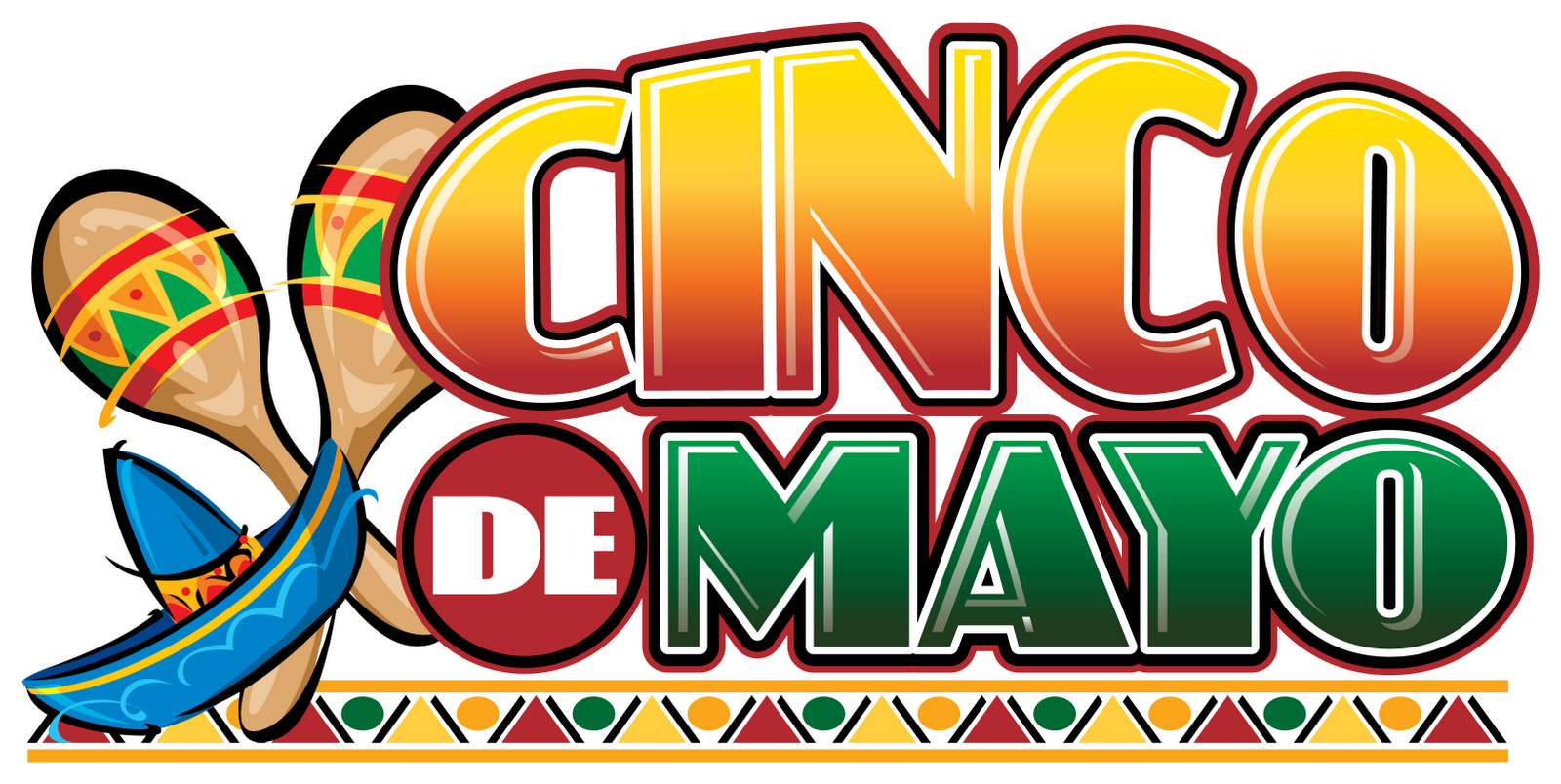 Free clipart cinco de mayo. Flyer images gallery for