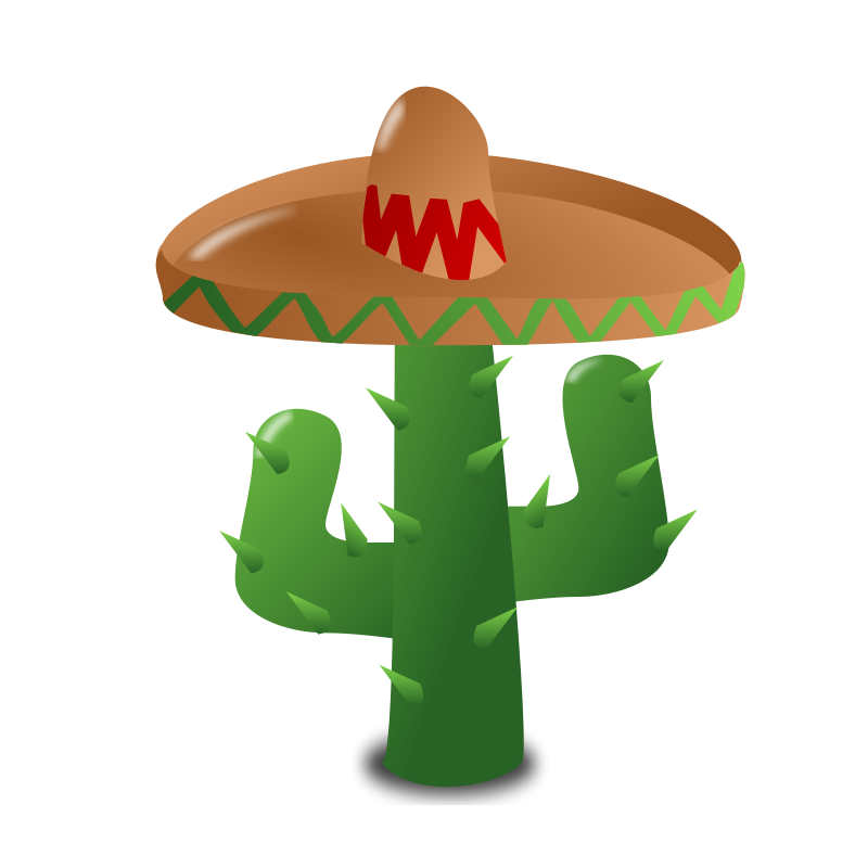 Free clipart cinco de mayo jpg free library Free Clipart: Cinco de Mayo Icon | nicubunu jpg free library