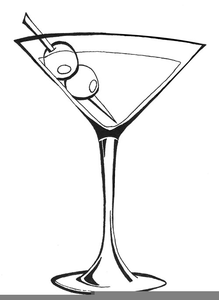 Free clipart cocktail glasses clipart free library Free Clipart Cocktail Glasses | Free Images at Clker.com - vector ... clipart free library