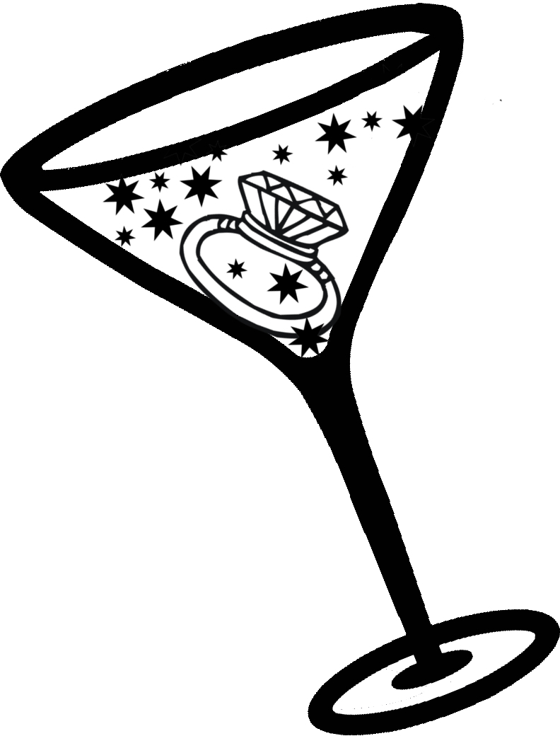 Free clipart cocktail glasses png transparent Free Martini Glass Cliparts, Download Free Clip Art, Free Clip Art ... png transparent