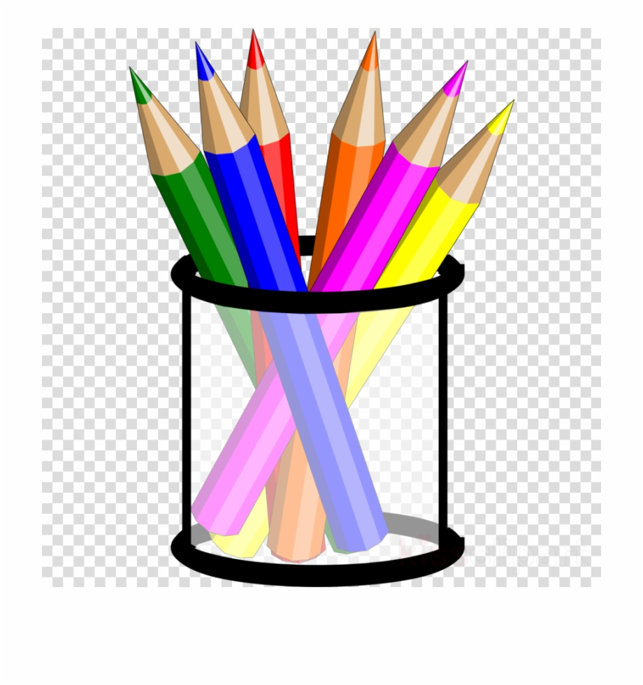 Free clipart colored pencils clip art freeuse library Clip Art Colored Pencils - Coloured Pencils Clip Art, Transparent ... clip art freeuse library