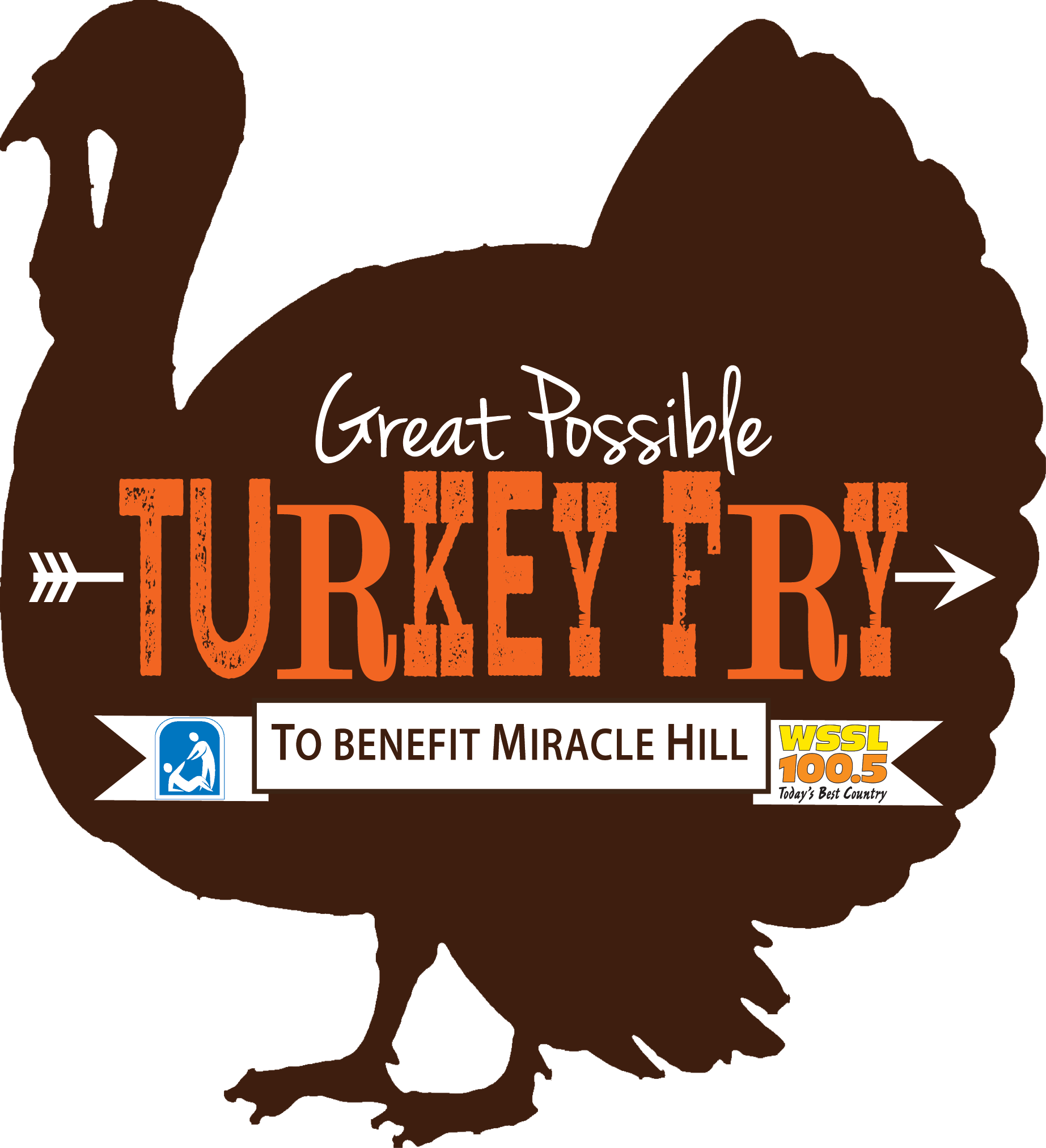 Turkey food drive clipart clipart stock Turkey Fry - Miracle Hill Ministries clipart stock