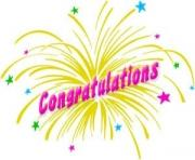 Free clipart congratulations png library stock CONGRATULATIONS Clipart Free Images png library stock