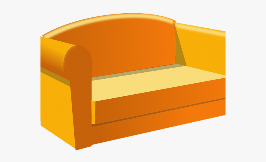 Free clipart couch vector royalty free library Sofa Clipart Old Couch - Sofa Clipart Furniture #1726422 - Free ... vector royalty free library
