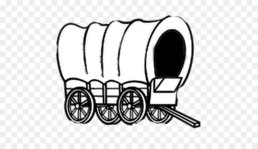 Free clipart covered wagon vector black and white stock Covered Wagon Black And White png download - 512*512 - Free ... vector black and white stock