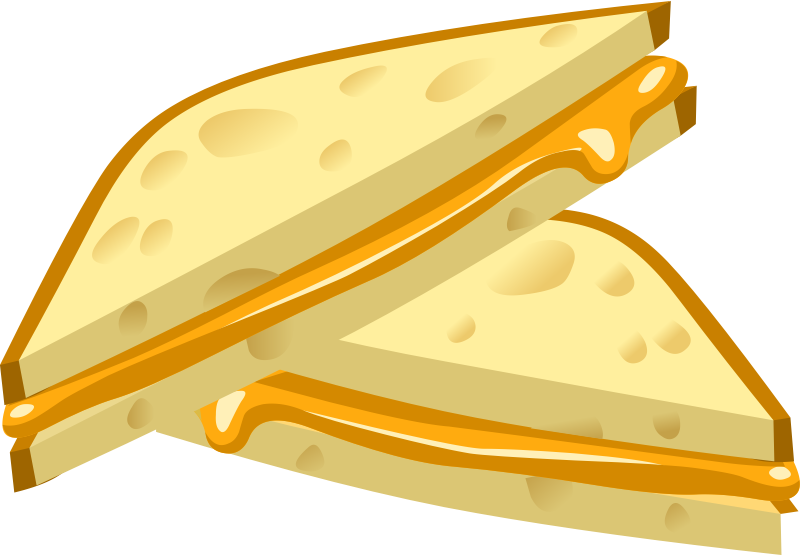 Turkey and ham sandwich clipart free download 28+ Collection of Grilled Cheese Sandwich Clipart | High quality ... free download