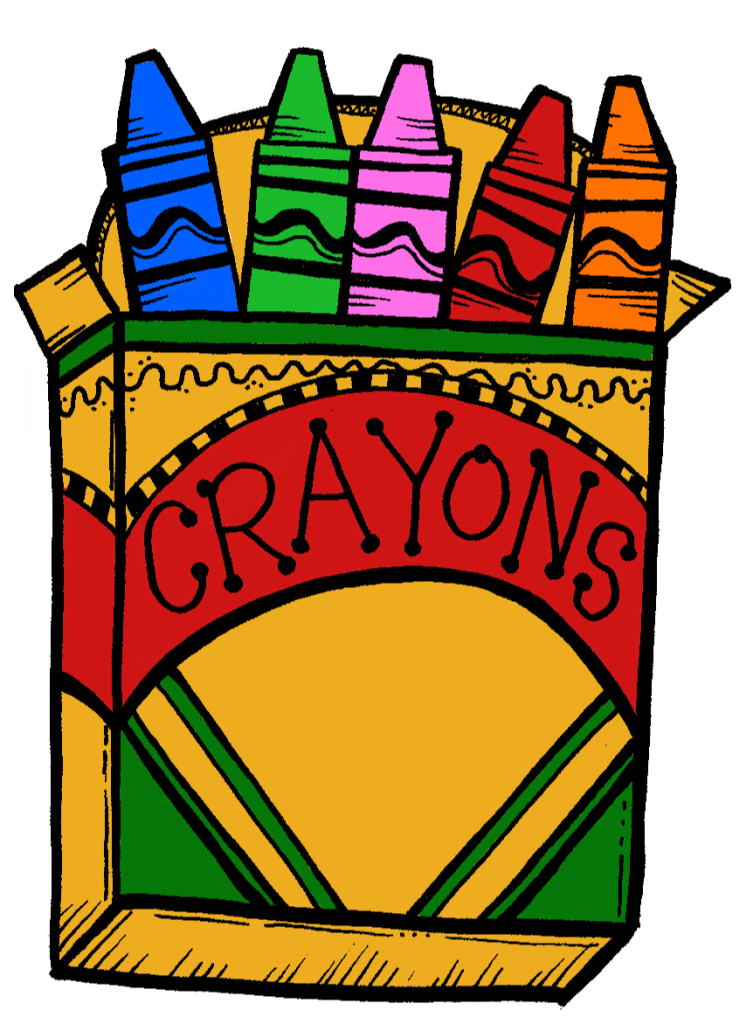Free clipart crayons vector freeuse Free Crayon Cliparts, Download Free Clip Art, Free Clip Art on ... vector freeuse