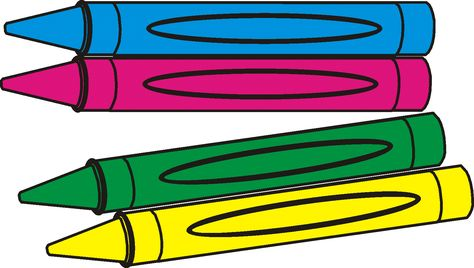 Free clipart crayons svg transparent library Pinterest svg transparent library