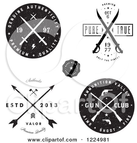 Free clipart cross with arrow clipart library download vintage crossed arrow logo - Google Search | Crest | Pinterest ... clipart library download