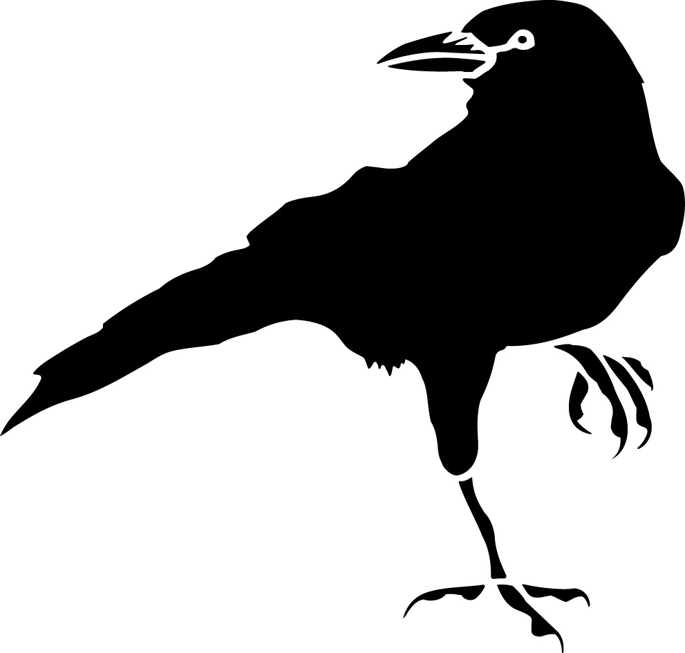 Free clipart crow picture freeuse stock Free Crow Cliparts, Download Free Clip Art, Free Clip Art on Clipart ... picture freeuse stock