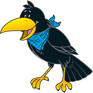 Free clipart crow clip transparent stock Crow Clip Art Free | Clipart Panda - Free Clipart Images clip transparent stock