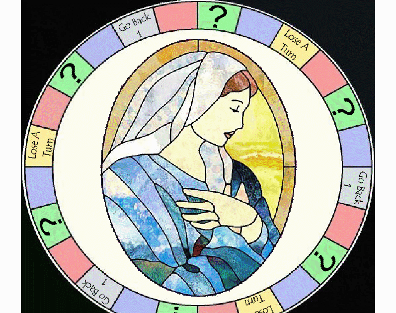 Free clipart crowing mary mother of god. The catholic toolbox lesson
