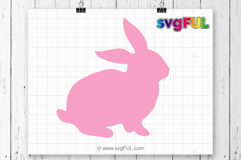 Free clipart cut files image black and white stock Free SVG, Bunny Clipart, Svg, Dxf, Silhouette Cut Files, Easter ... image black and white stock