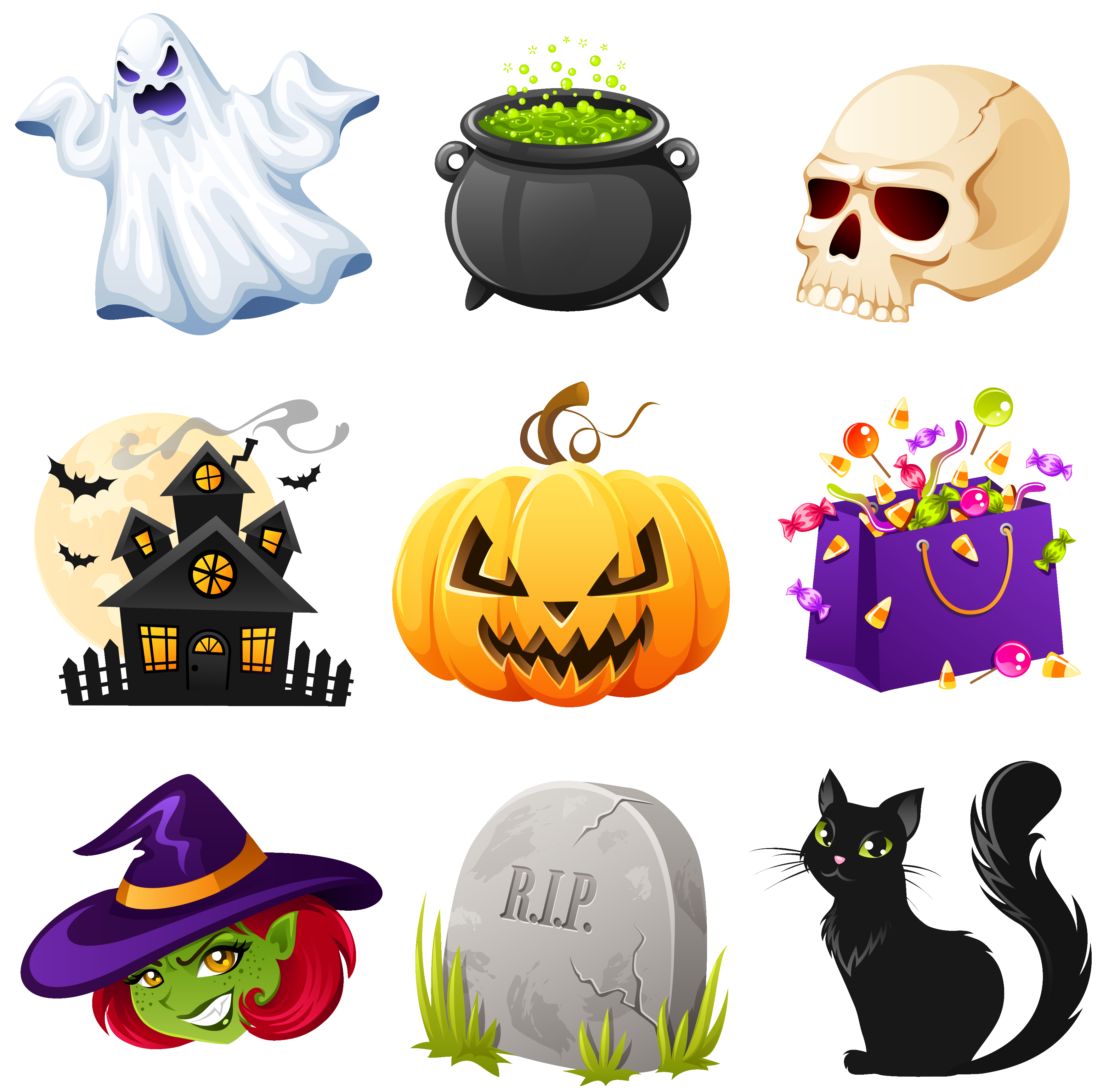 Free halloween costume clipart graphic black and white library Halloween PNG Creepy Clipart Pictures Collection | Gallery ... graphic black and white library