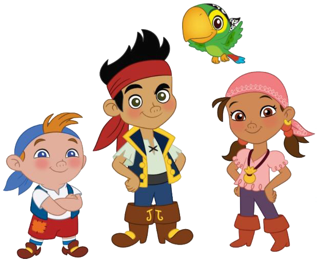Free clipart disney halloween stock Jake & the Never Land Pirates Clipart stock