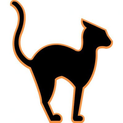 Free clipart dog cat halloween