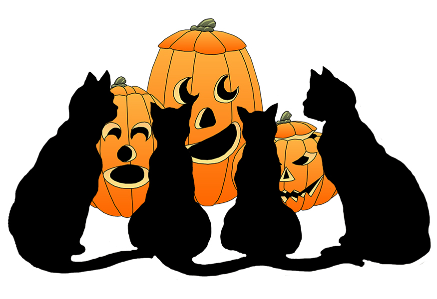 Halloween free clipart pictures banner free download Free Pets Halloween Cliparts, Download Free Clip Art, Free Clip Art ... banner free download