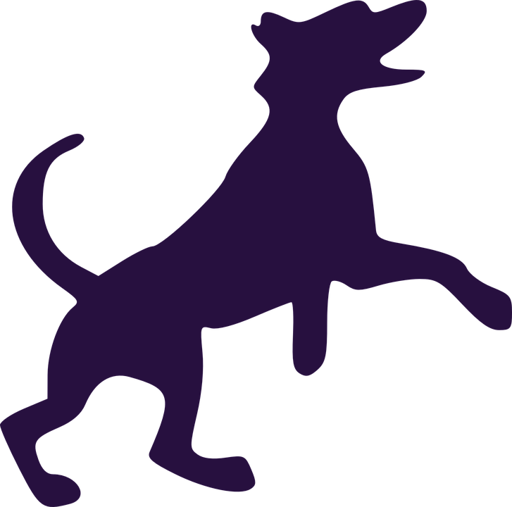 Free clipart dog running clip library Barking Dog Clipart Group (47+) clip library