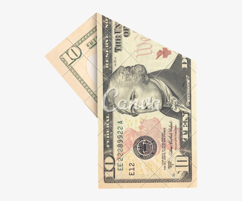 Free clipart dollar 10 png free download Vector Free Stock Ten Dollar Bill Clipart - 10 Dollar Bill ... png free download