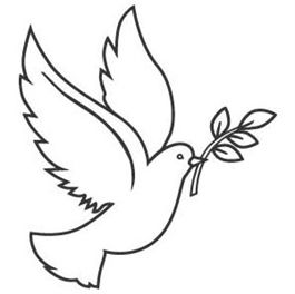 Free clipart dove with olive branch clip black and white dove+and+olive+branch+ | dove with olive branch graphic dove with ... clip black and white