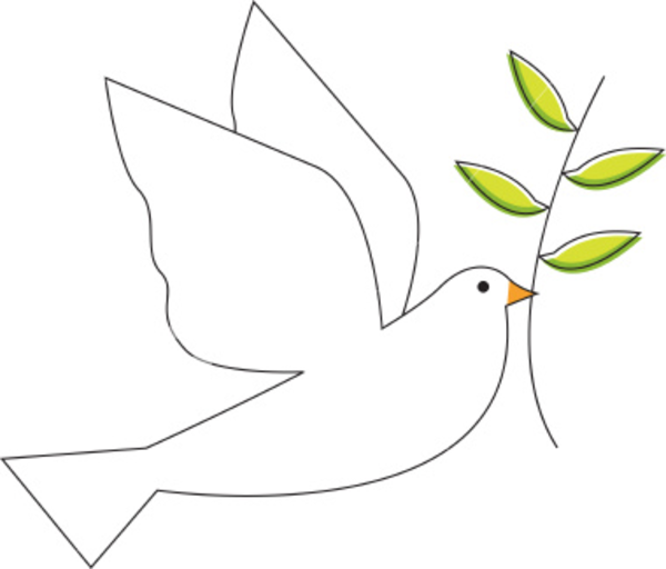 Free clipart dove with olive branch clip library stock Free Picture Of Dove With Olive Branch, Download Free Clip Art, Free ... clip library stock