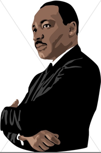 Free clipart dr martin luther king. Animated images at clker