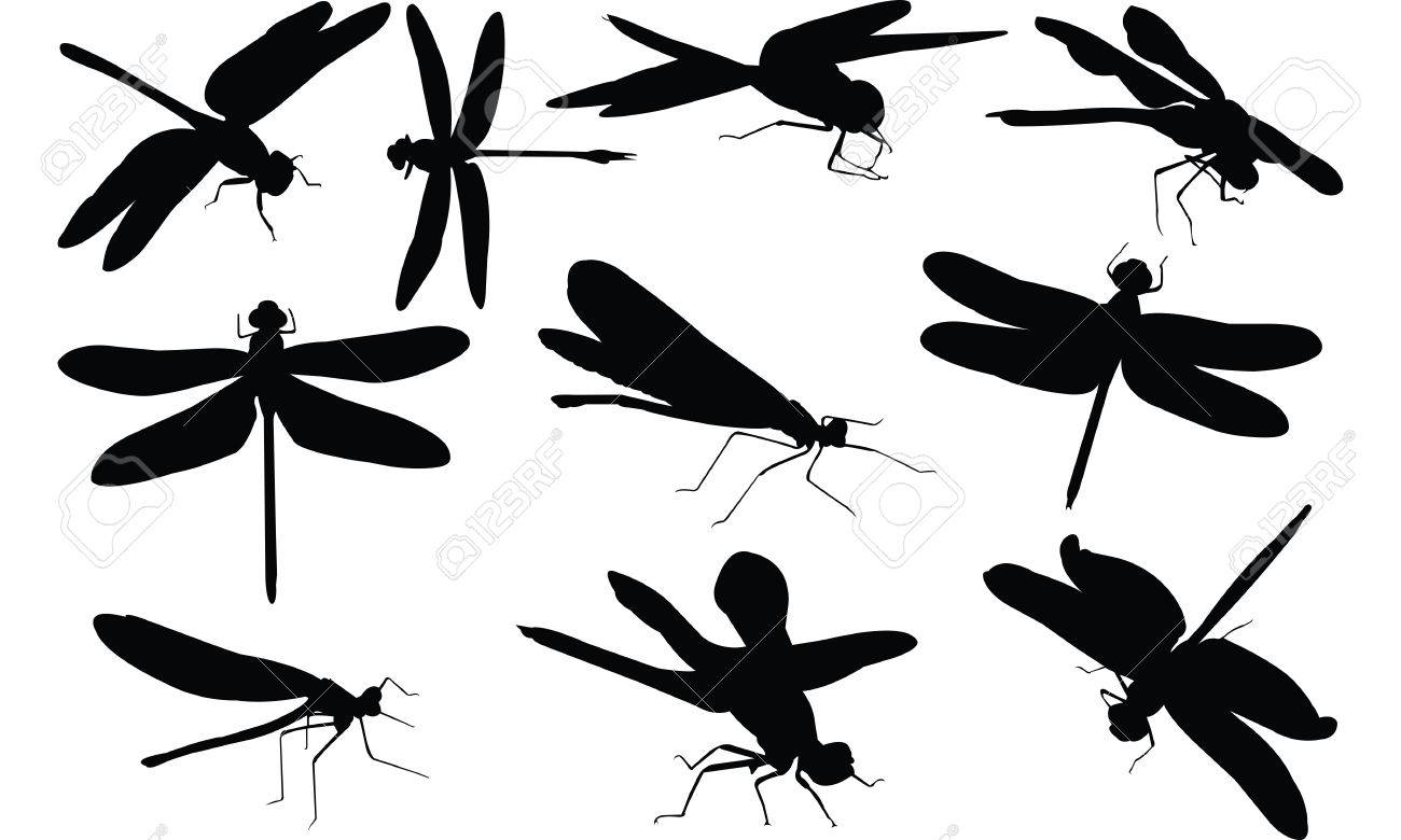 Free clipart dragonfly silhouette png royalty free library Free clipart dragonfly silhouette 3 » Clipart Station png royalty free library