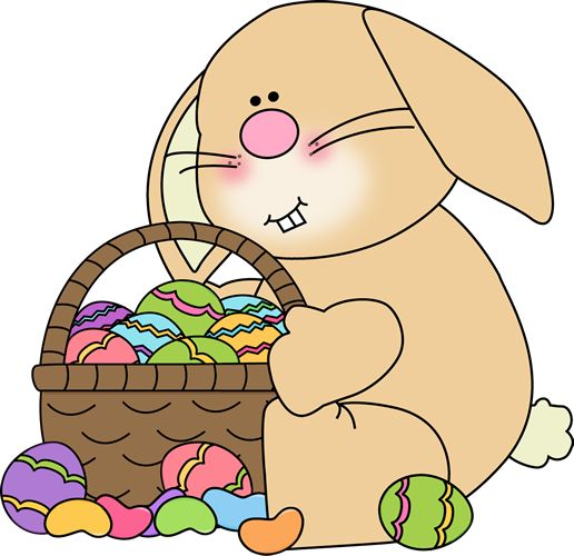 Free clipart easter basket png black and white download 17 Best images about Clipart - Easter on Pinterest | Graphics ... png black and white download
