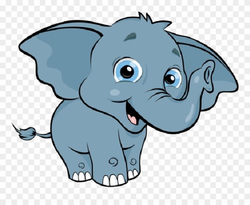 Free clipart elephant cartoon clip art royalty free stock Cute Elephant Clipart Free Download Clip Art - Elephant Clipart ... clip art royalty free stock