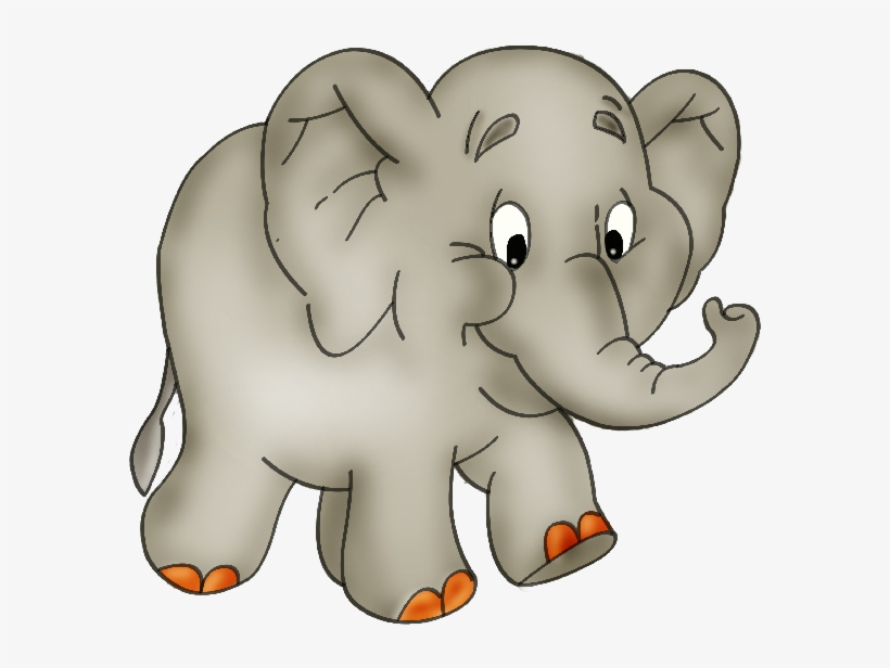 Free clipart elephant cartoon image transparent library Elephant Cartoon Clip Art - Elephant Clipart Png Transparent PNG ... image transparent library