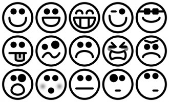 Free clipart emotion faces banner transparent stock Smiley face black and white green smiley face clip art emotions free ... banner transparent stock
