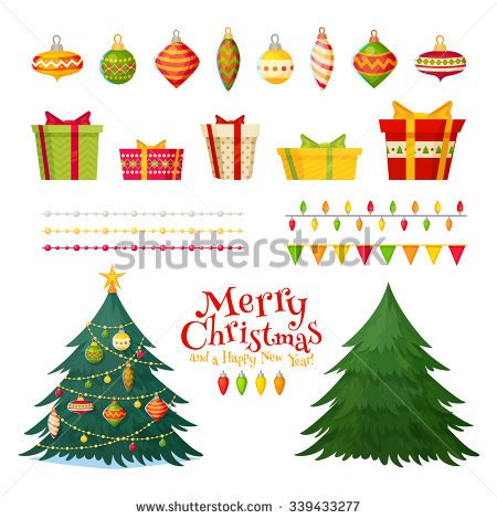Free clipart facebook christmas gift of chris png free library Christmas Tree Stock Photos, Royalty-Free Images & Vectors ... png free library