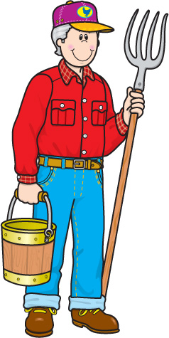 Free clipart farmers graphic free library Free Farm Clipart   Free download best Free Farm Clipart on ... graphic free library