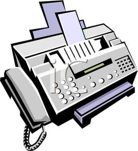 Free clipart fax machine jpg transparent stock Fax Clipart | Free download best Fax Clipart on ClipArtMag.com jpg transparent stock