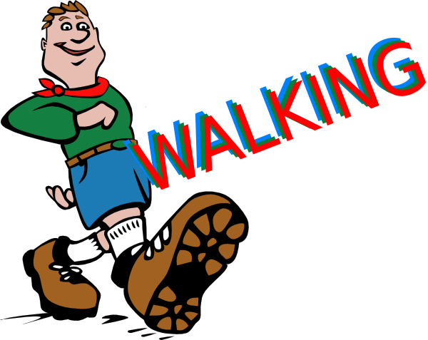 Walking clipart free banner royalty free library Walking Feet Clipart | Free download best Walking Feet Clipart on ... banner royalty free library