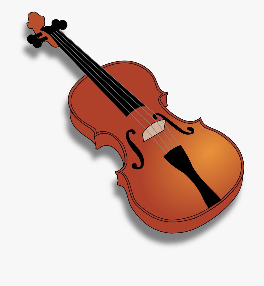 Free clipart fiddle. Guitar violin transparent cartoon