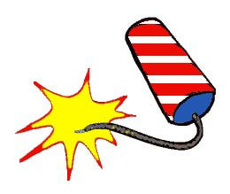 Free clipart firecracker image free Firecracker Clipart | Clipart Panda - Free Clipart Images image free