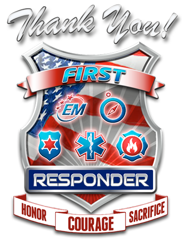 Free clipart first responders picture library stock Welcome to Thank You First Responder #ThankYouFirstResponder ... picture library stock