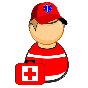 Free clipart first responders image royalty free download First responder - paramedic clipart, cliparts of First responder ... image royalty free download