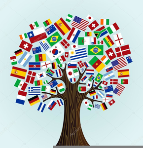 Free clipart flags of the world graphic World Cup Flags Clipart | Free Images at Clker.com - vector clip art ... graphic