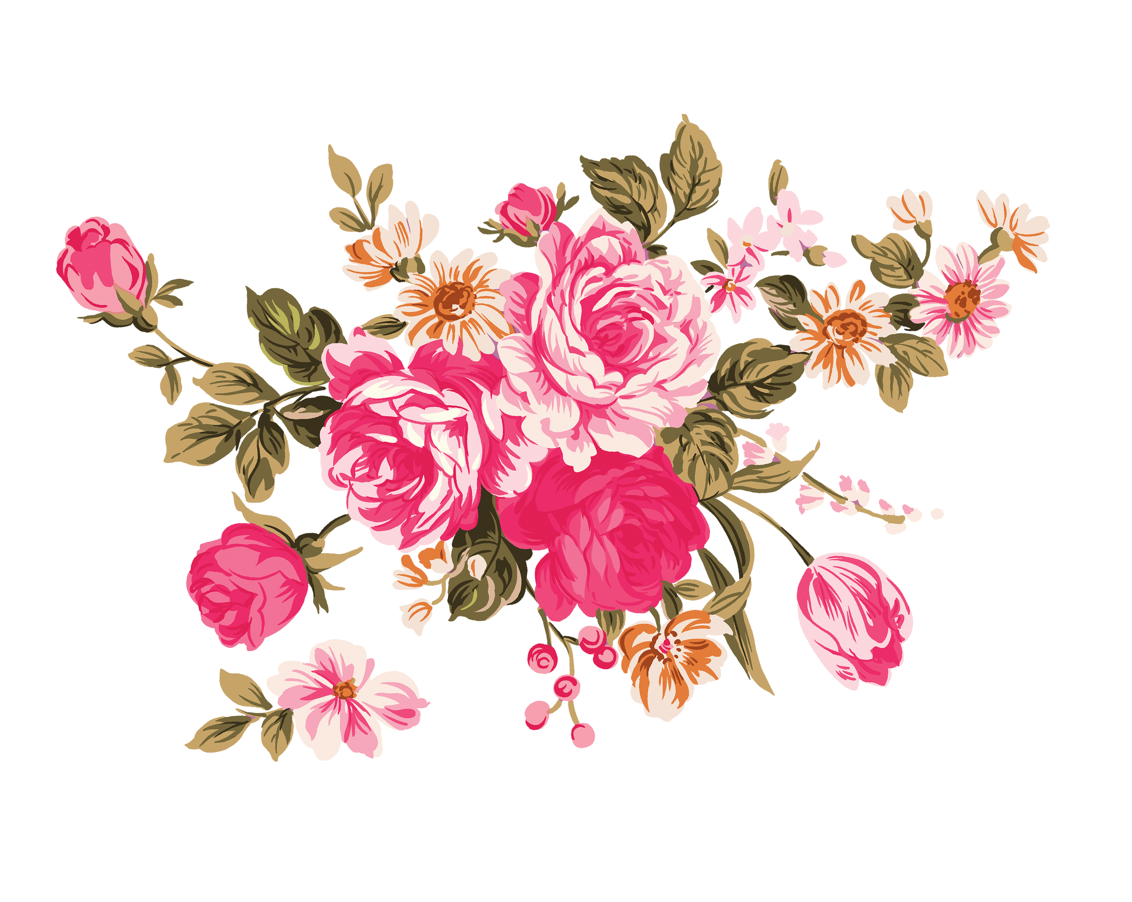 Free clipart flower garden graphic royalty free download Flower Garden roses Clip art - Peony 3658*2914 transprent Png Free ... graphic royalty free download