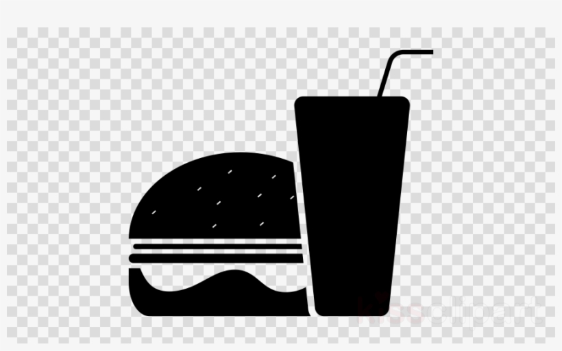 Free clipart food and drink royalty free stock Food And Drink Icon Png Clipart Hamburger Fizzy Drinks - Food And ... royalty free stock