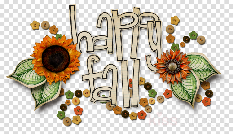 Free clipart for 1st day of autumn image free library Autumn, Flower, Sunflower, transparent png image & clipart free download image free library