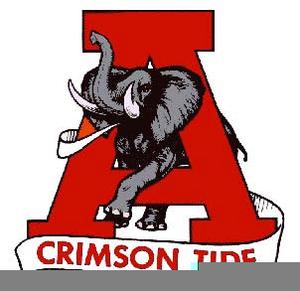 Free clipart for alabama crimson tide jpg library library Free Alabama Crimson Tide Clipart | Free Images at Clker.com ... jpg library library