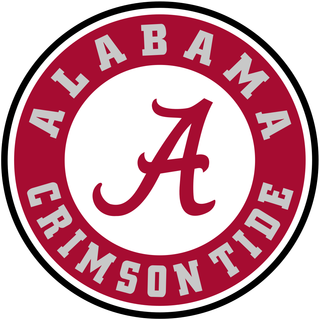 Free clipart for alabama crimson tide vector freeuse Alabama crimson tide logo images clipart images gallery for free ... vector freeuse