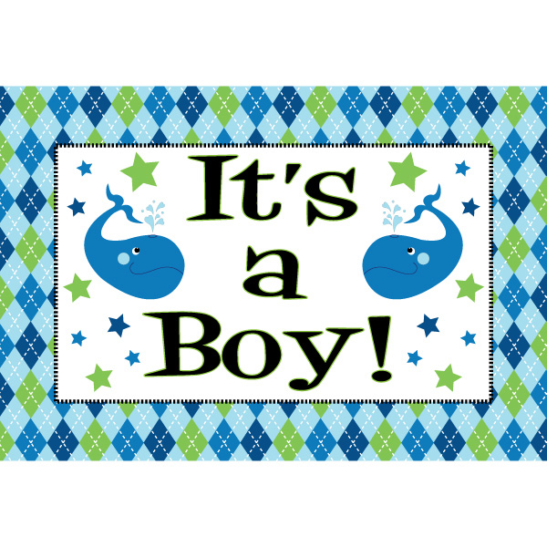 Free clipart for baby showers image black and white Free clipart baby shower boy - ClipartFest image black and white