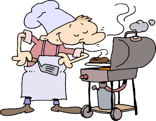Free clipart for bbq. Barbecue clip art labor