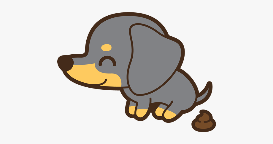 Free clipart for companion vector transparent library Dog Pooping - Companion Dog #2276608 - Free Cliparts on ClipartWiki vector transparent library