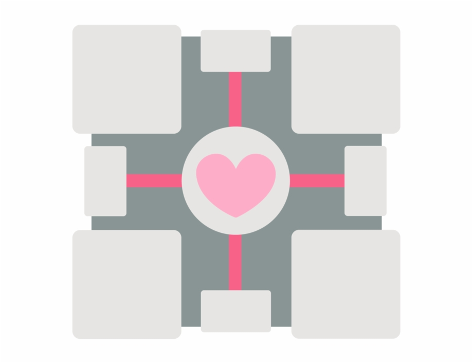 Free clipart for companion picture download Clipart Collection Of Free Cubing Clipart Download - Companion Cube ... picture download